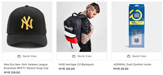 JD Sports Offers
