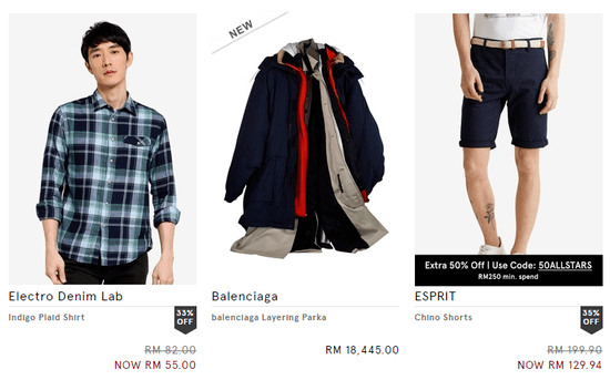 Zalora Offers